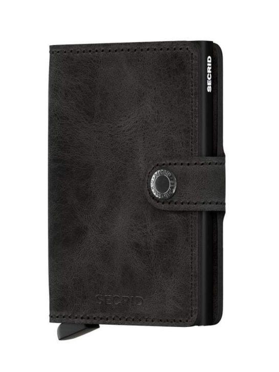 secrid plånbok svart